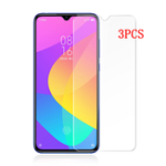 New Bakeey 3PCS High Definition Anti-Explosion Tempered Glass Screen Protector for Xiaomi Mi CC9