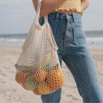 New Fashion Shopping Beach Net Bag Tote Bag