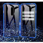 New Bakeey 360º Curved Screen Front+Back Double-sided Full Body 9H Tempered Glass Metal Magnetic Adsorption Flip Protective Case For Xiaomi Mi 9T / Xiaomi Redmi K20 / Redmi K20 PRO
