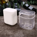 New Transparent Portable Earphone Storage Case Protective Bag for Xiaomi Air bluetooth Headphone