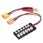 New JST PH2.0 Plug 1S Parallel Charging Board XT60 Input for Battery Charger