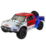 New VRX Racing RH1045SC 1/10 2.4G 4WD 40km/h RC Car Electric Brushless Vehicle RTR Model