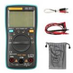 New Digital LCD Multimeter Voltmeter Portable Ammeter AC DC Volt Current Test