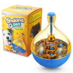 New Interactive Dog Toys IQ Food Ball Toy Smarter Food Pet Treat Dispenser for Dogs Cats Playing Training Feed Supply