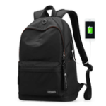 New Mazzy Star MS_8018 15.6 Inch Laptop Backpack USB Charging Anti-thief Laptop Bag Mens Shoulder Bag Business Casual Travel Backpack