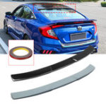 New Rear Roof Car Spoiler Wing Fit For 10TH HONDA CIVIC X SEDAN 2016-2018