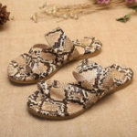 New Lostisy Women Casual Comfy Clip Toe Slippers
