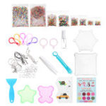 New Mix/ Crystals Fuse Beads Water Sticky Beads DIY Refill Water Spray Kid Art Craft