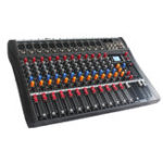 New Bakeey 6/8/12/16 Channels Professional Audio Mixer 6 Music Modes USB bluetooth Mixing Console Amplifier For Live Studio KTV Party Recording DJ