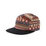 New Men's Ethnic Style Baseball Cap Breathable Sun Hat