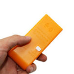 New Sensor Handheld 125/250/375/500KHz RFID ID Card Writer/Copier Duplicator Rewritable ID Keyfobs Tags Card Programmer Reader