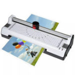 New Soonye YE288 A4 Photo Laminator Plastic Sealing Strip Machine Photo Overplasticizing Machine Home Film A4 Cold&Hot Laminating Machine Document Laminator For Office Home