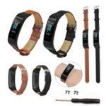 New Bakeey Microfiber Belt Smart Watch Band for Huawei Band 3 /3 pro Smart Watch