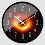 "New 10"" Creative Modern Wall Clock Fashion Hanging Silent Sweep Quartz Clock"