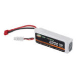 New XF POWER 11.1V 2200mAh 40C 3S Lipo Battery T Plug for RC Car Helicopter