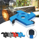 New Grinding Disc Hexagonal Blade Polishing Wood Carving Tool For 16mm Angle Grinder