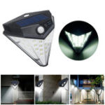 New 32 LED Solar Power Light Motion Sensor Security Garden Outdoor Garden Lamp