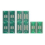 New 50pcs TSSOP28 SSOP28 To DIP28 SOP28 Transfer PCB Board DIP Pin Board Pitch Adapter