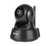 New SECTEC LI-HIP329-1M-C HD 720P PTZ Control Wireless IP Camera H.264 Infrared Night Version M-otion Detection Baby Monitors