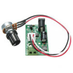 New 3pcs DC6V-28V 3A PWM DC Motor Speed Controller Switch Adjustable Regulator Pulse Width