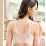New Lace Seamless Bra