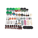 New 262Pcs Rotary Tool Accessory Set for Cutting Grinding Polishing Wheel Sanding Polishing Tools Kit