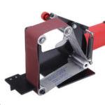 New Drillpro Large Size Angle Grinder Belt Sander Attachment 50mm Wide Metal Wood Sanding Belt Adapter for 115 125 Angle Grinder