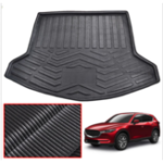 New Car Trunk Rear Floor Mat Pad Waterproof Cargo Liner Tray Carpet Mud Kick Protector For Mazda CX5 CX-5 MK2 2017 2018