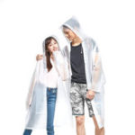 New Zenph Portable EVA Folding Raincoat Ultralight Waterproof Rainwear Hood Sleeves Poncho Outdoor Camping from xiaomi youpin