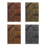 New The Eiffel Tower in Paris Eiffel Tower Notebook Travel School Notebook Gift for School Office Supplies
