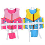New Children Kids Swim Floatation Vest Life Jacket Safety Swimming Buoyancy Float Aid Jacket
