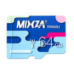 New MIXZA Colorful Edition 64GB TF Micro Memory Card for Digital Camera TV Box MP3 Smartphone