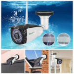 New SV3C SV-B06W-HX HD 1080P Waterproof Camera ONVIF H.264 IR Night Version M-otion Detection Two-Way Audio Baby Monitors