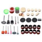 New 105Pcs Polishing Wheel Electric Grinder Rotary Tools Accessory Kit for Sanding Grinding Polishing