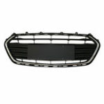 New Black Front Bumper Grill Lower Grille Trim Cover For Chevrolet Trax 2017-2018