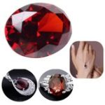New 13.89ct Pigeon Blood Red Ruby Unheated 12X16mm Diamond Oval Cut VVS Loose Gems Decorations