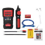 New TA8866B Multi-functions Network Wire Tester Detector Line Finder Network Cable Tester