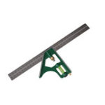 New DANIU 12 Inch 300mm Adjustable Combination Square Angle Ruler 45/90 Degree With Bubble Level