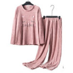 New Cotton Wool Pajama Set