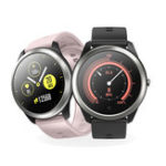 New Bakeey F11 ECG+PPG Heart Rate BP O2 Monitor 1.22inch Large Display bluetooth Music Camera Weather PushIP68 Wateproof Smart Watch