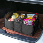New 60x32x29CM Built-in Aluminum Heat Preservation Foil Insulation Car Storage Bag Box