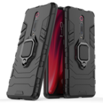 New Bakeey Armor Magnetic Card Holder Shockproof Protective Case For Xiaomi Mi 9T / Mi9T PRO / Redmi K20 / Redmi K20 pro
