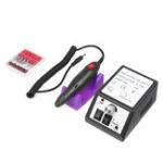 New Profession Manicure Pedicure Electric Drill File Nail Art Pen Machine Tool Kit