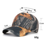 New Unisex Camouflage Outdoor Leisure Sports Cap Baseball Cap