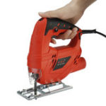 New Electric Jig Saw Variable Speed Power Tools Metal Wood Cutting with 10 Saw Blade