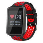 "New KALOAD Z009 1.44"" Color Screen IP67 Waterproof Smart Watch Blood Pressure Oxygen Monitor Weather Forecast Fitness Sports Bracelet"