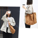 New Women Large Capacity Crossbody Bag Shoulder Bag Shopping Bag
