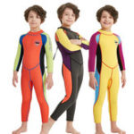 New Kids Boy UV Protection Scuba One-piece Diving Suit