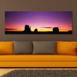 New DYC 10384 Single Spray Oil Paintings Photography Landscape Tropical Sunrise WallArt For Home Decoration