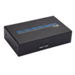 New 1 In 2 Out SD/HD/ 3G SDI Splitter Automatic Identification For Video Switcher